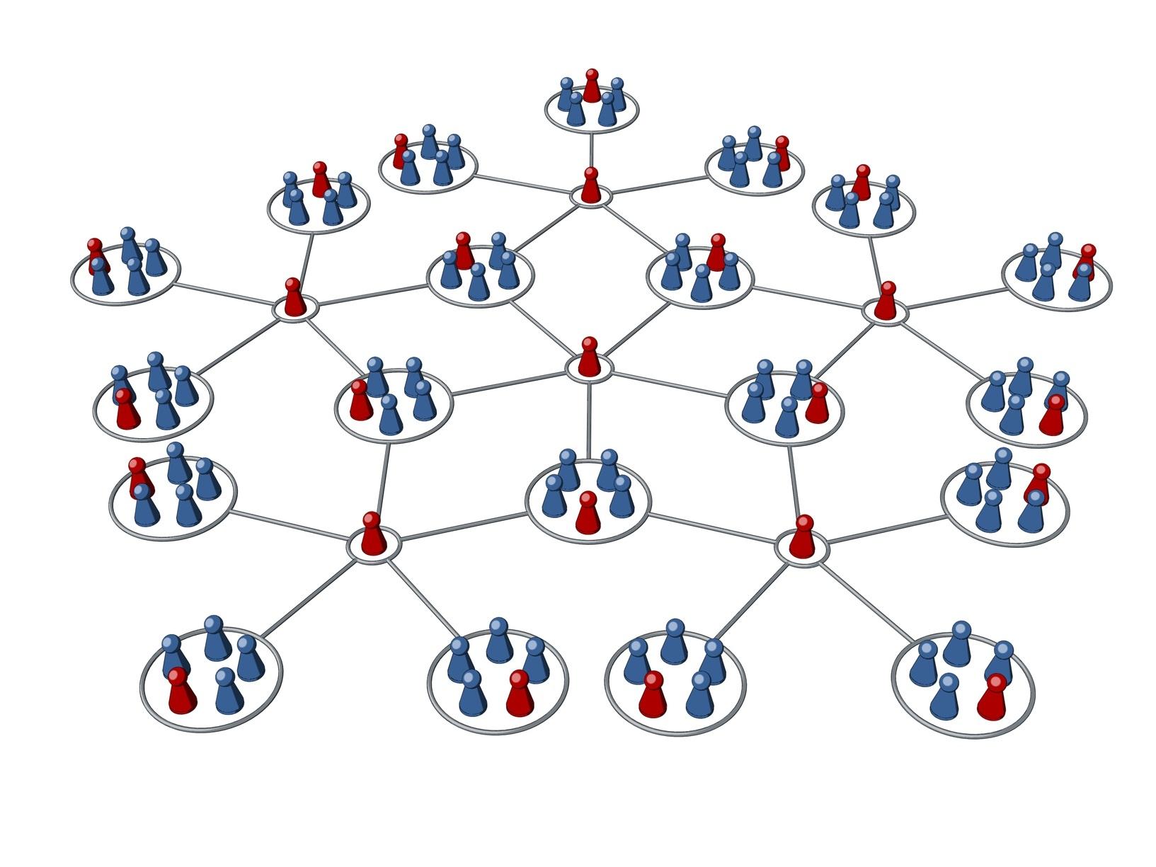 Netwerkgesprek als sollicitatieactiviteit